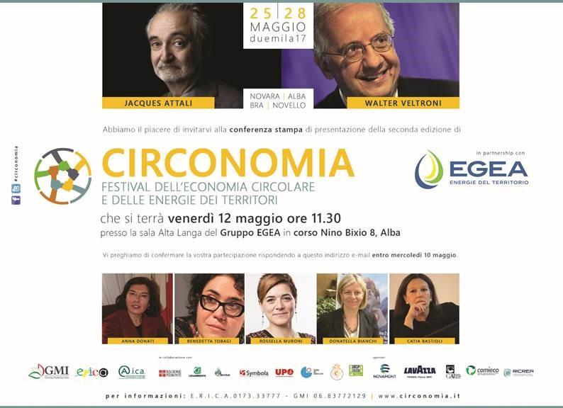 Conferenza Stampa Circonomia 2017